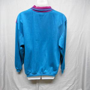 Bold Spirit Tops - NWT Bold Spirit teal fuchsia blue top small